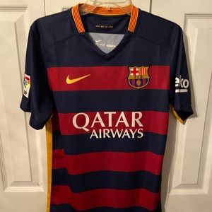 Nike Messi Jersey never worn size S